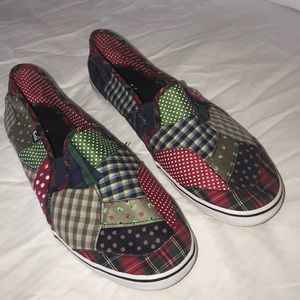 Keds patchwork sneakers